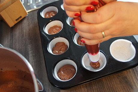 Cupcake Tutorial Schritt 5