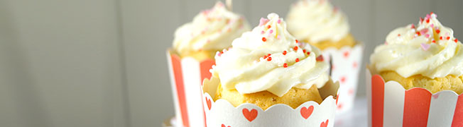 Muttertags-Cupcakes-Curd